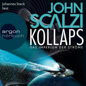 Johannes Steck liest John Scalzi, Kollaps