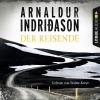 Vergrößerte Darstellung Cover: Walter Kreye liest Arnaldur Indriðason, Der Reisende. Externe Website (neues Fenster)