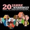 Vergrößerte Darstellung Cover: 20 Jahre Wahrheit über Deutschland. Externe Website (neues Fenster)