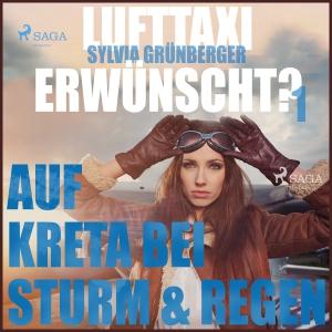 Auf Kreta bei Sturm und Regen
