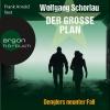 Vergrößerte Darstellung Cover: Frank Arnold liest Wolfgang Schorlau, Der große Plan. Externe Website (neues Fenster)