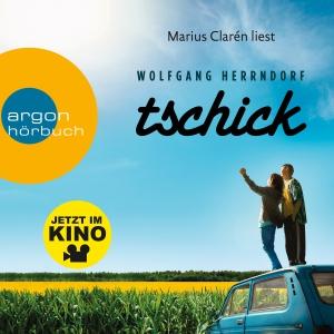Marius Clarén liest Wolfgang Herrndorf, Tschick