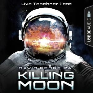 Uve Teschner liest David Pedreira, Killing moon