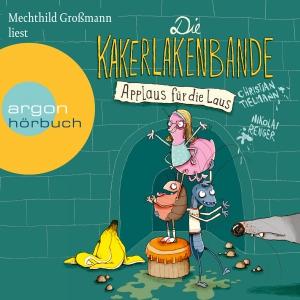 Mechthild Großmann liest Christian Tielmann, Applaus für die Laus