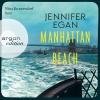Nina Kunzendorf liest Jennifer Egan, Manhattan Beach