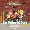 Vergrößerte Darstellung Cover: ¬Die¬ Flohmarkt-Diebe. Externe Website (neues Fenster)