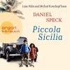 Luise Helm und Michael Rotschopf lesen Daniel Speck, Piccola Sicilia