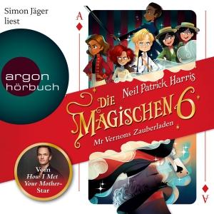 Simon Jäger liest Neil Patrick Harris, Mr Vernons Zauberladen
