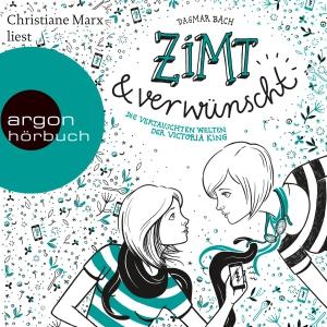 Christiane Marx liest Dagmar Bach Zimt & verwünscht