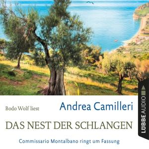 Bodo Wolf liest Andrea Camilleri, Das Nest der Schlangen