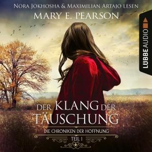 Nora Jokhosha & Maximilian Artajo lesen Mary E. Pearson, Der Klang der Täuschung