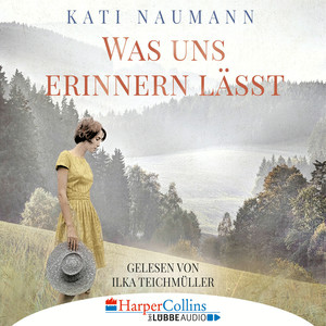 Ilka Teichmüller liest Kati Naumann, Was uns erinnern lässt