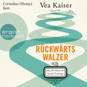 Cornelius Obonya liest Vea Kaiser, Rückwärtswalzer oder Die Manen der Familie Prischinger