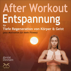 After workout Entspannung