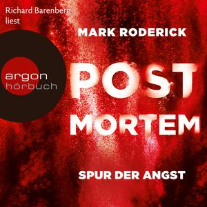 Richard Barenberg liest Mark Roderick, Spur der Angst