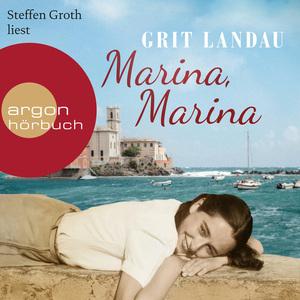 Steffen Groth liest Grit Landau, Marina, Marina