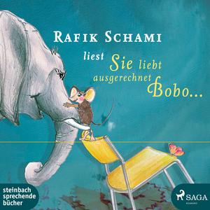 """Rafik Schami liest """"Sie liebt ausgerechnet Bobo ..."""""""