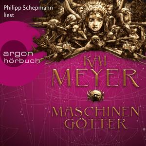 Philipp Schepmann liest Kai Meyer, Maschinengötter