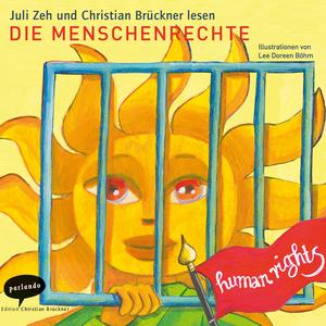 Juli Zeh und Christian Brückner lesen Die Menschenrechte / Human Rights
