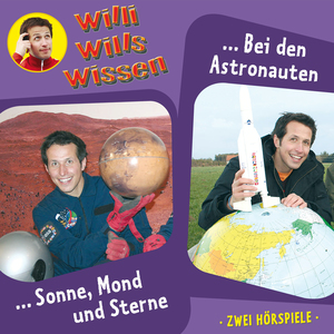 Sonne, Mond und Sterne / Bei den Astronauten