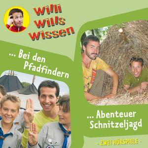 Bei den Pfadfindern / Abenteuer Schnitzeljagd
