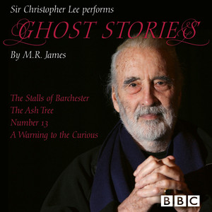 Sir Christopher Lee performs Ghost stories by M. R. James