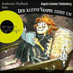 Katharina Thalbach liest Angela Sommer-Bodenburg, Der kleine Vampir zieht um