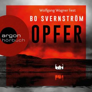 Wolfgang Wagner liest Bo Svernström, Opfer
