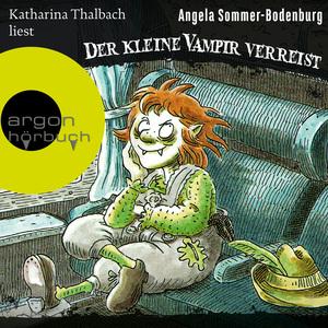 Katharina Thalbach liest Angela Sommer-Bodenburg, Der kleine Vampir verreist