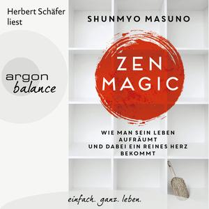 Herbert Schäfer liest Shunmyo Masuno, Zen magic