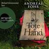 Vergrößerte Darstellung Cover: Michael Schwarzmaier liest Andreas Föhr, Tote Hand. Externe Website (neues Fenster)