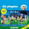 ¬Das¬ große Spiel / Im Fußballfieber / Die magische Fußballmeisterschaft