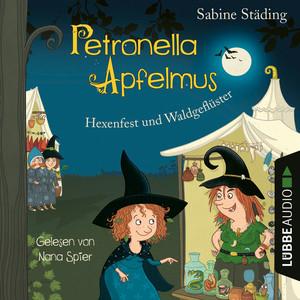 Nana Spier liest Sabine Städing, Hexenfest und Waldgeflüster