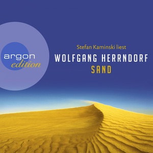 Stefan Kaminski liest Wolfgang Herrndorf, Sand