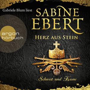 Gabriele Blum liest Sabine Ebert, Herz aus Stein