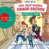 Christoph Maria Herbst liest Sarah Welk, Alarmstufe Umzug