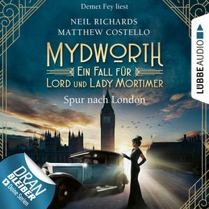 Demet Fey liest Neil Richards, Matthew Costello, Spur nach London