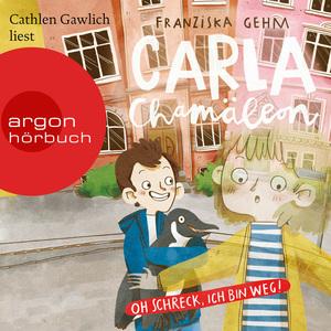 Cathlen Gawlich liest Franziska Gehm, Oh Schreck, ich bin weg!