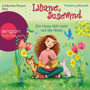 Catherine Stoyan liest Marlene Jablonski, Ein Hase fällt nicht auf die Nase