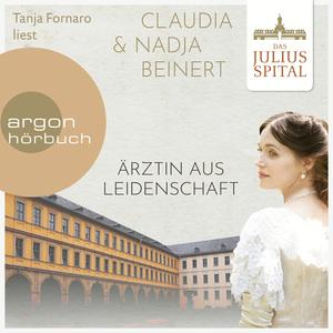 Tanja Fornaro liest Claudia & Nadja Beinert, Ärztin aus Leidenschaft