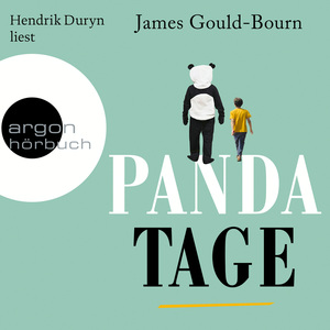 Hendrik Duryn liest James Gould-Bourn, Pandatage