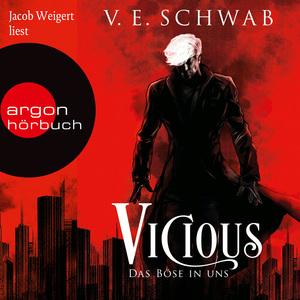 Jacob Weigert liest V. E. Schwab, Das Böse in uns