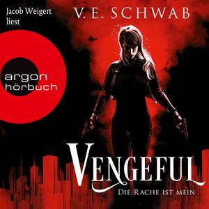 Jacob Weigert liest V. E. Schwab, Die Rache ist mein