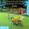 Hennes Bender liest Dietmar Bittrich, Zum Niedermähen schön