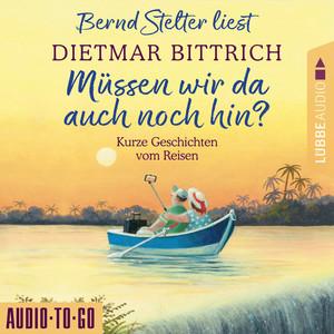 Bernd Stelter liest Dietmar Bittrich, Müssen wir da auch noch hin?