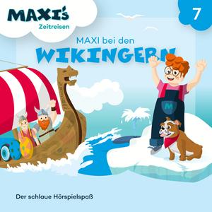 Maxi bei den Wikingern