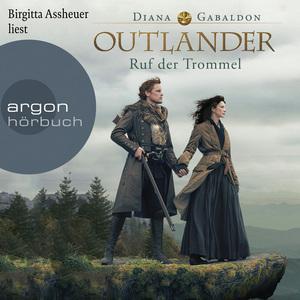 Birgitta Assheuer liest Diana Gabaldon, Der Ruf der Trommel