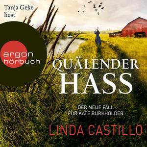 Tanja Geke liest Quälender Hass