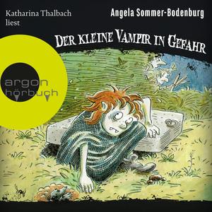 Katharina Thalbach liest Angela Sommer-Bodenburg, Der kleine Vampir in Gefahr