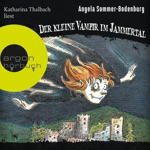 Katharina Thalbach liest Angela Sommer-Bodenburg, Der kleine Vampir im Jammertal